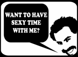i want sexy time