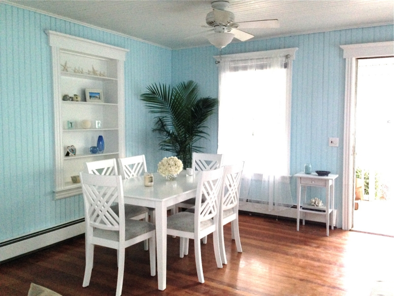 DIY Beach House: Dining room » my so-called perfect marriage